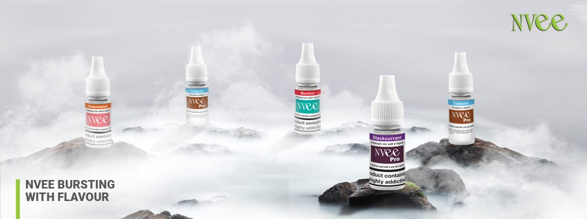 Nic Salts are an E Liquid which uses a natural form of Nicotine, if you are looking for less burn from your vape juice, nic salts are for you!